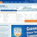 Situs Ezytravel.co.id di Desain Ulang