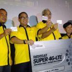 Indosat Siap Merilis Jaringan 4G di beberapa Kota