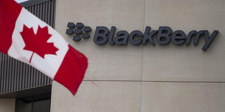 Kantor Pusat BlackBerry di Kanada