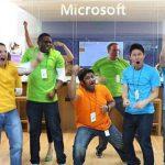 Microsoft Jadi Tempat idaman Kerja Nomor 1 di Dunia