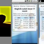 Aplikasi Ramadhan untuk Android