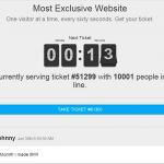 Website Paling Eksklusif di Dunia