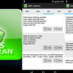 Bikin Kartu Lebaran dengan Aplikasi SMS Lebaran 1436H