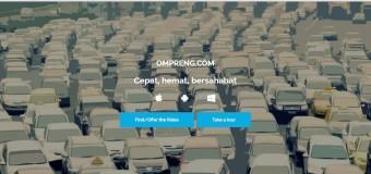 """Omprengan Ikut Kembangkan Aplikasi Online """"ompreng.com"""""""