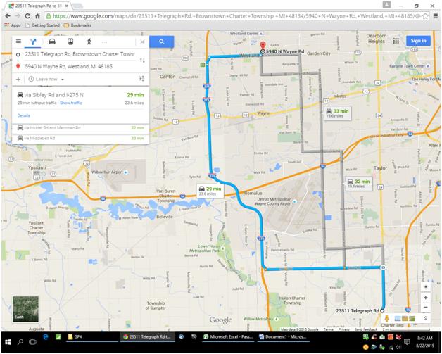 Cara Membuat Custom Route Di Google Maps