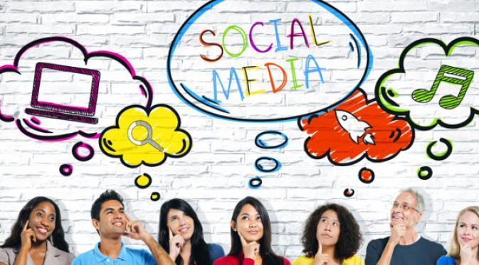 media sosial, jenis kepribadian, psikologi