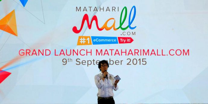 MatahariMall, e-commerce, bisnis
