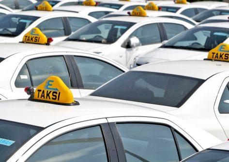 Express Taxi, aplikasi online