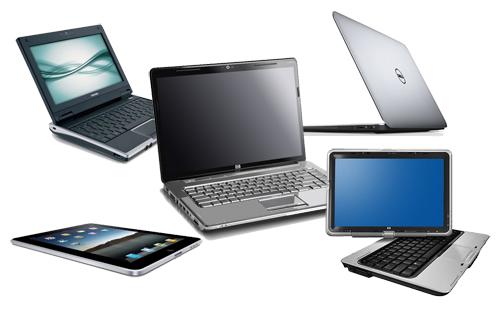 Oh Jadi ini Bagian Utama Laptop Beserta Fungsinya !
