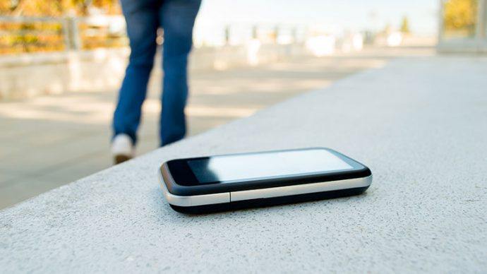 smartphone hilang, tips gadget, akses remote