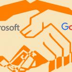 Microsoft dan Google Sepakat Damai