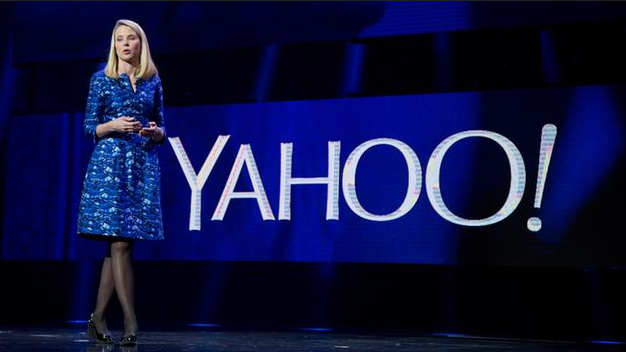 CEO Yahoo, Marissa Mayer  (image : abc7news.com)