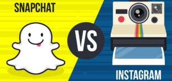 Pengguna Sering Habiskan Waktu di Snapchat Ketimbang Instagram