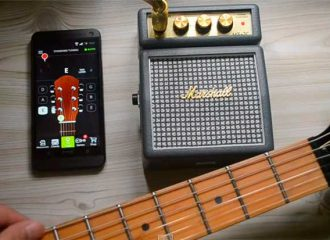 aplikasi effect gitar, effect gitar, gitar elektrik