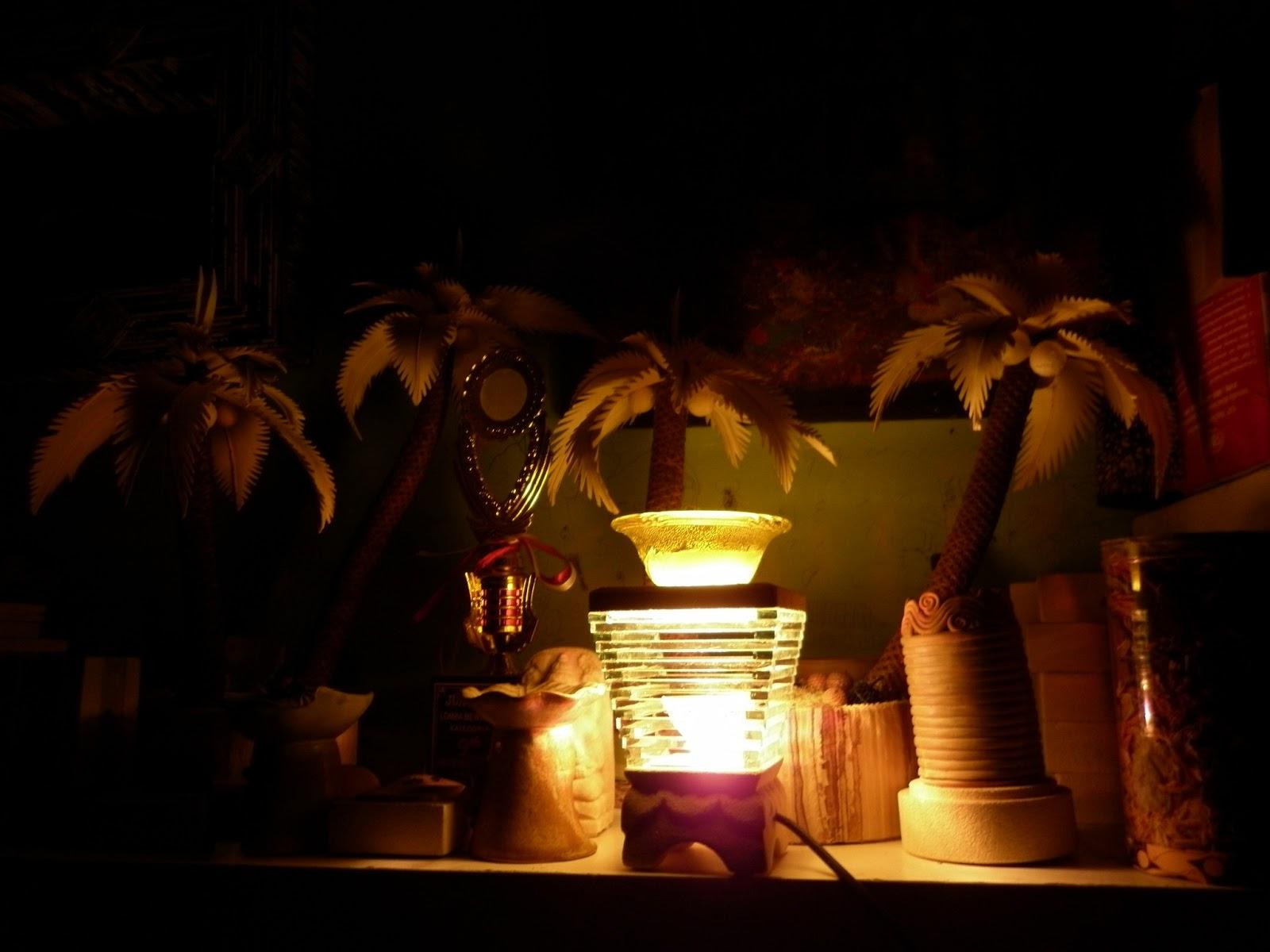 Lampu Tidur Aroma Terapi, Untuk Kenyamanan Istirahat Anda