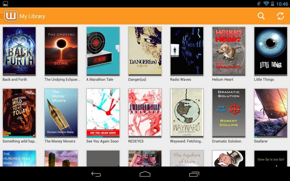 Baca Novel Dari Androidmu Dengan 5 Aplikasi Berikut