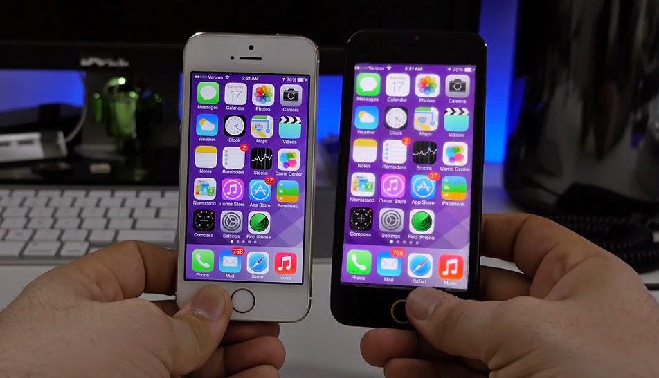 Para Remaja Lebih Suka Menggunakan i-Phone