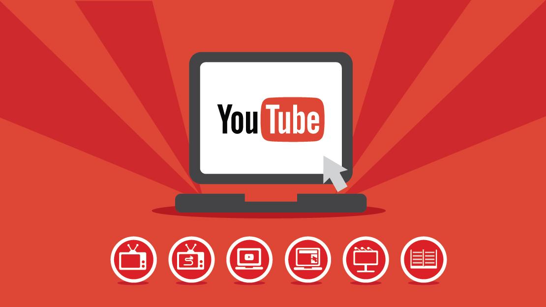 WOW! Sekarang YouTube Sudah Bisa Ditonton di TV