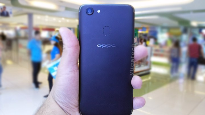Oppo F5 Meluncur Dengan Fitur Mentereng