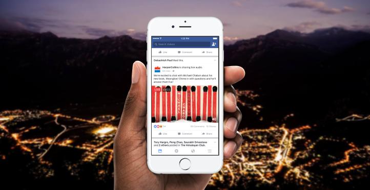 Facebook Sediakan Musik Gratis Bagi Kreator Video