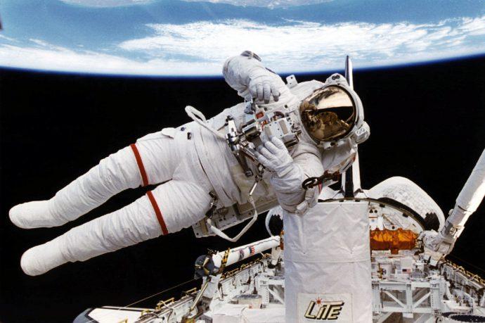Fitur Self-Return Untuk Astronot yang Hilang