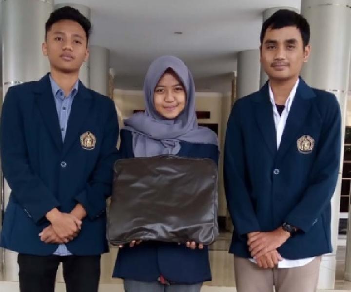 Kursi Anti Kantuk Karya Mahasiswa Ini Dipuji Jusuf Kalla
