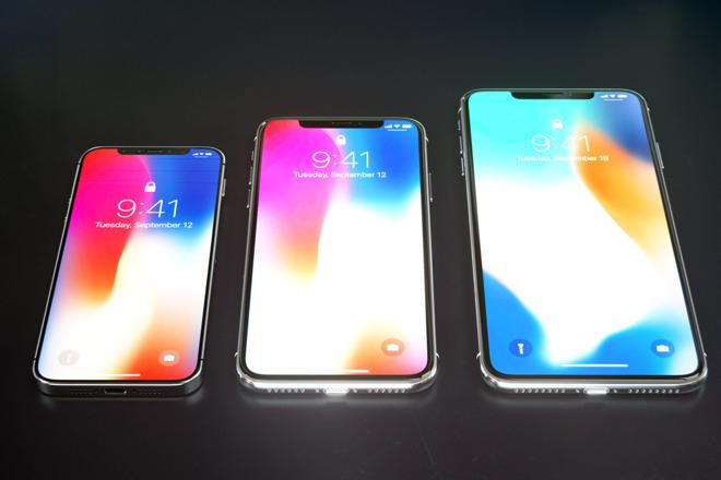 Inilah 3 Smartphone Apple yang Akan Meluncur Tahun Ini