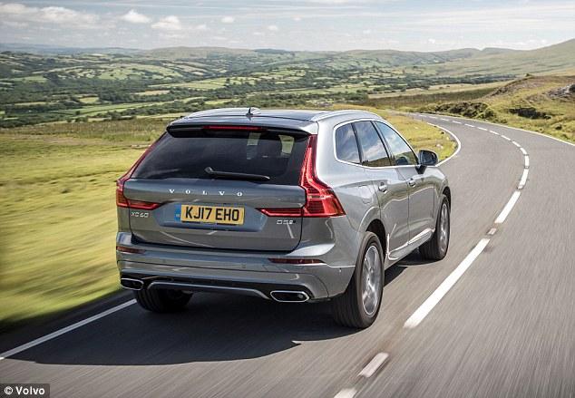 Volvo XC60 dan Para Penguasa Pasar Mobil Eropa Tahun Ini