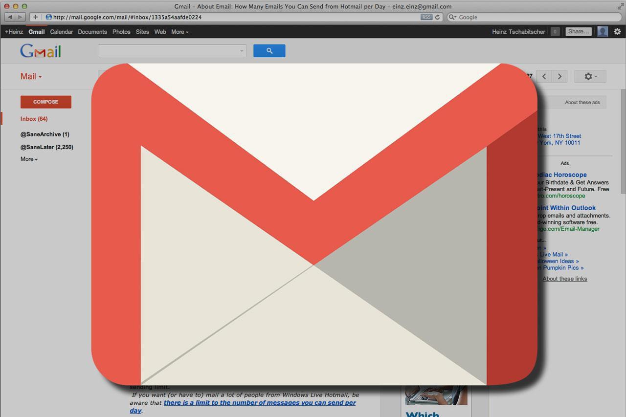 Begini Cara Forward Email Secara Otomatis