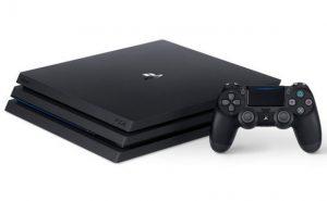 Desain Sony PS4 Pro