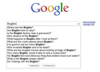 Tips hapus history Google