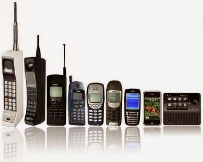 Mengenang Sejarah Mobile Phone Dulu dan Kini