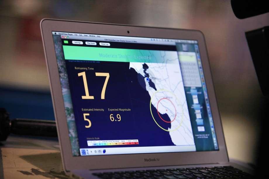Aplikasi Ini Bantu Pengguna Peringatkan Gempa Bumi