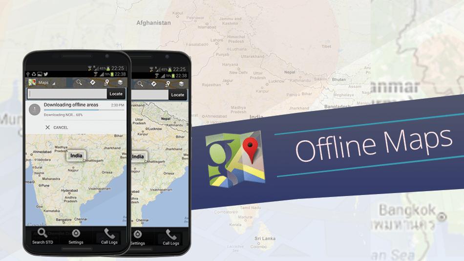 Cara Menggunakan Google Maps Secara Offline di Smartphone