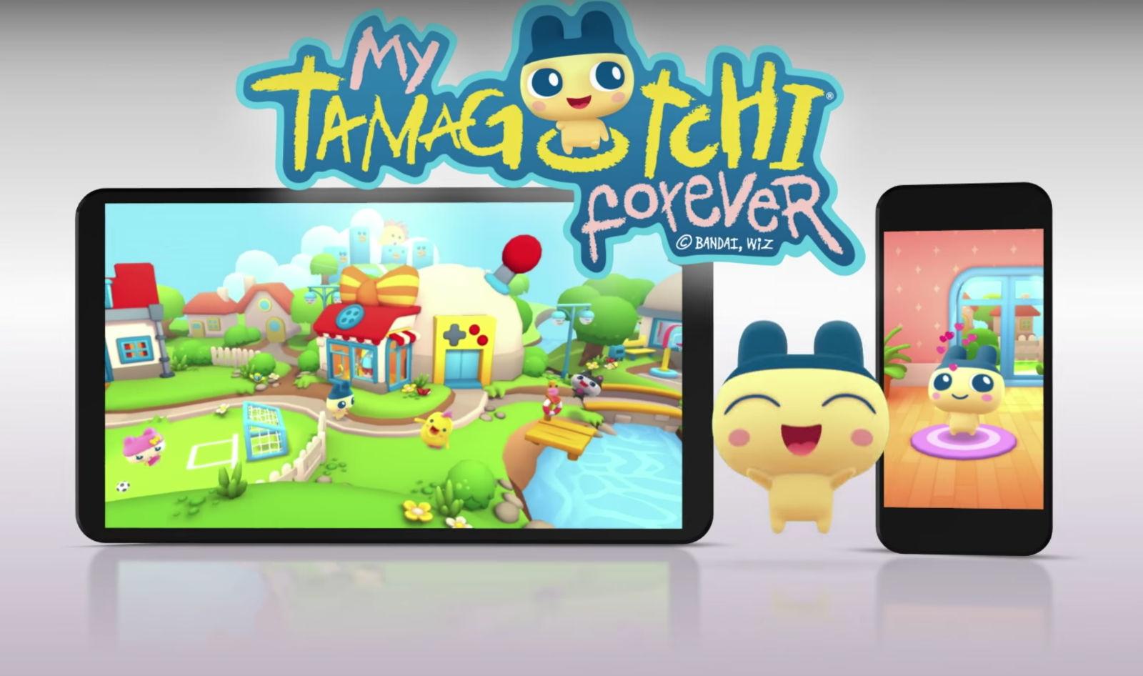 Kangen Pelihara Tamagotchi? Sekarang sudah ada di Android dan iOS Loh!