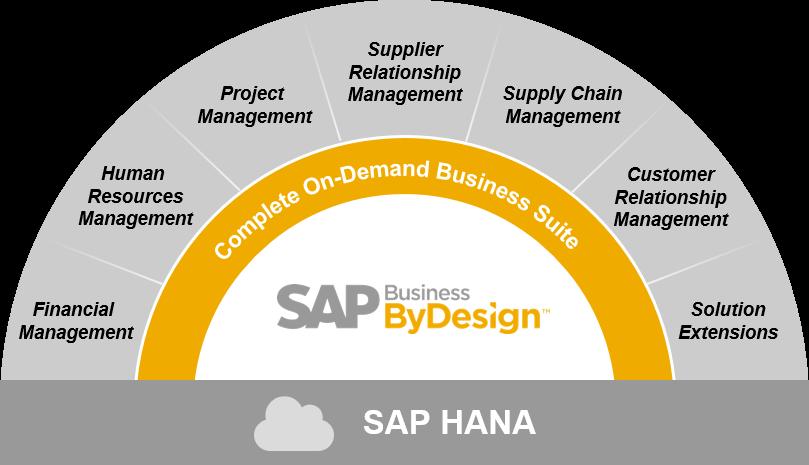 Apa itu SAP dan SAP Business ByDesign?