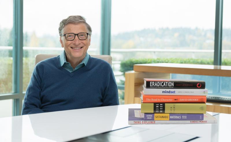 10 Hal Menarik Tentang Bill Gates