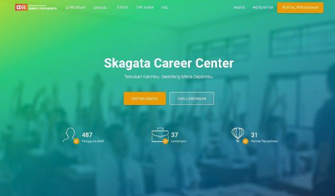 skagata career center