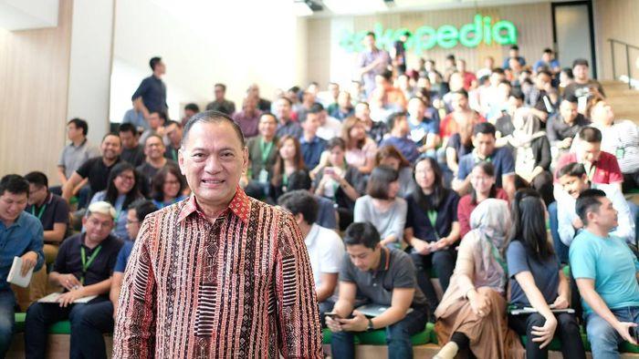 Mantan Gubernur Bank Indonesia Ini Kini Jadi Komisaris Utama Tokopedia