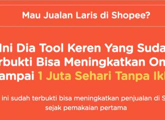 shopee,trik laris di shopee,tools shopee gratis,boostr